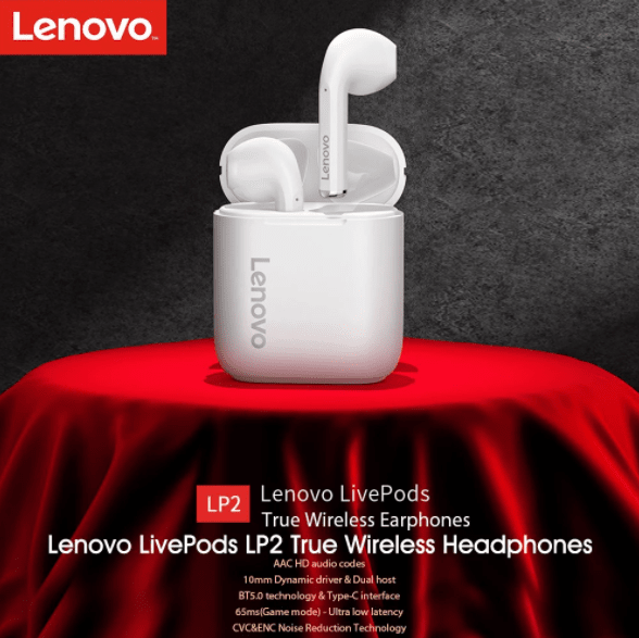 Lenovo LivePods LP2